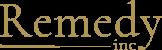 リメディ株式会社 ロゴ